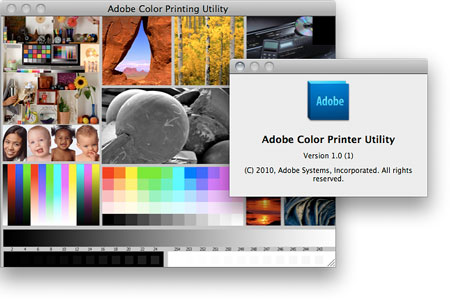 Adobe Color Printing Utility 1.0