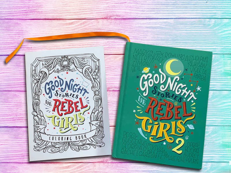 good night stories for rebel girls to encourage your daughter