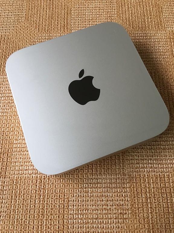 Mac mini 2014 Version Unboxing
