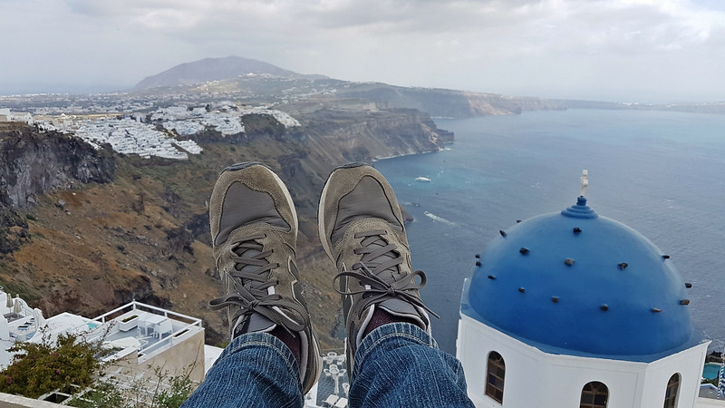 Countries in Europe - Santorini, Greece