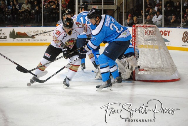 Rush vs Icemen (11/26/2011)