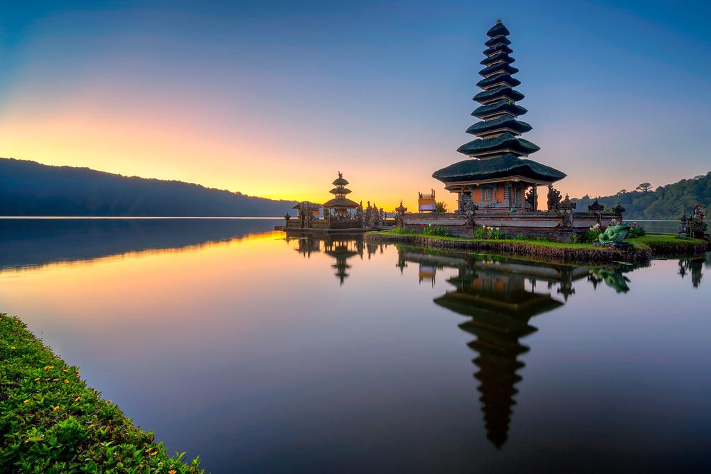 Pictures from Bali Ulun Danu