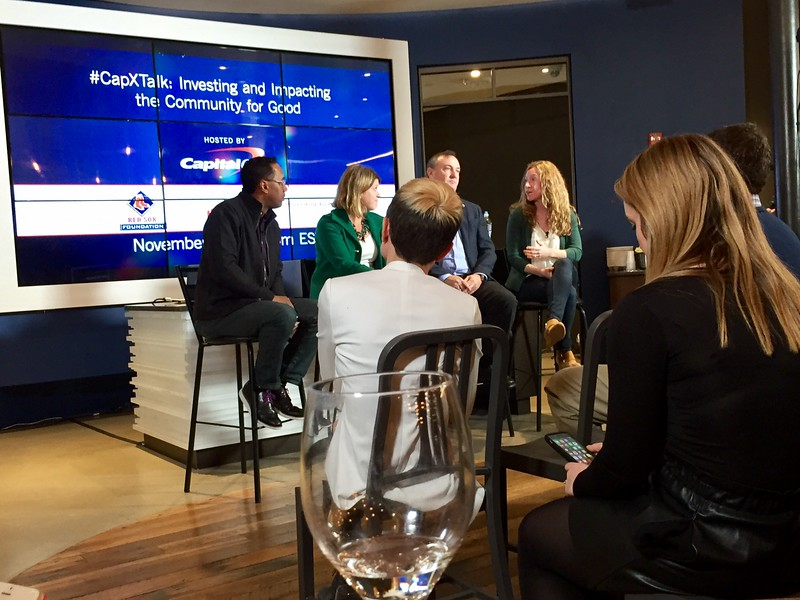 Capital One's continued growth in Boston & ongoing efforts to Reimagine Banking are inspiring clients worldwide. Check out live stream! #CapXTalk