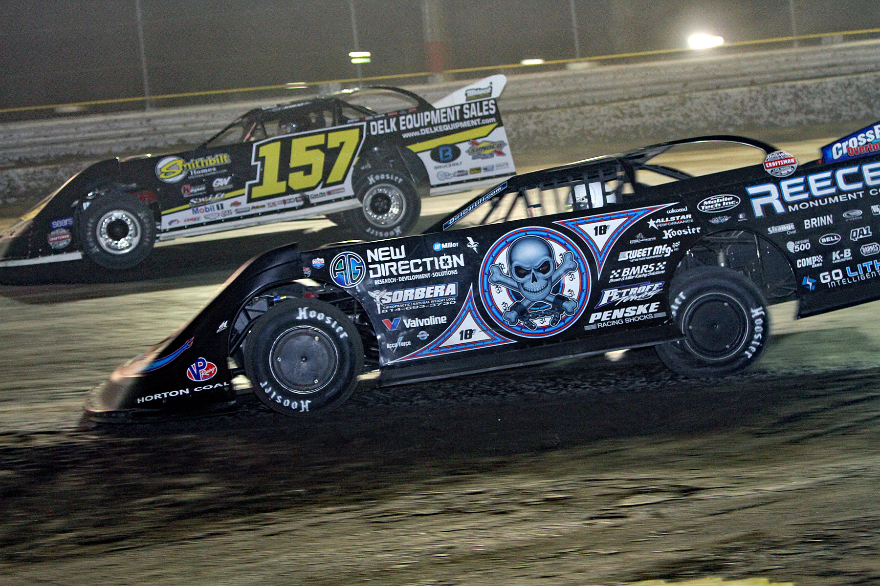 Jim Denhamer's photos of the DIRTcar Nationals from Volusia Speedway