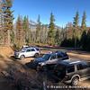 Black Crater Parking Lot