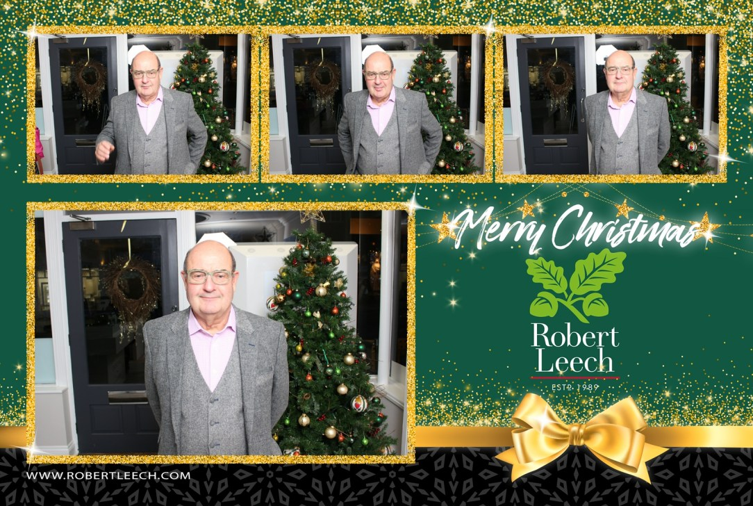 Robert Leech Christmas Late Night Shopping