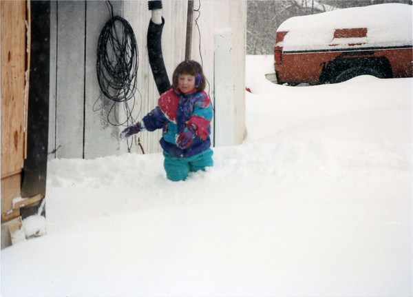 Great Snow of '94 #6