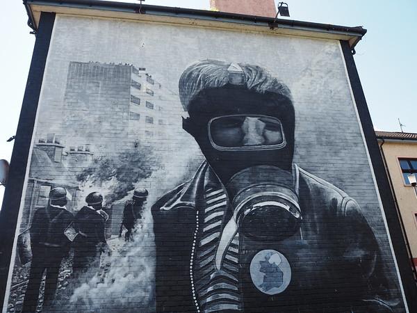 Bogside mural