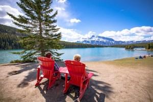 Banff Canada Alberta