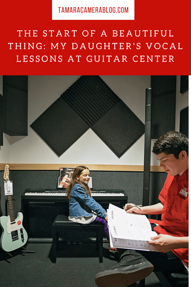 For as long as we can remember, our daughter has wanted to sing. Now her dream is coming true, thanks to Guitar Center! She's 5 lessons in #ad #GuitarCenter
