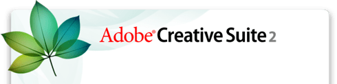 Adobe Creative Suite 2 graphic