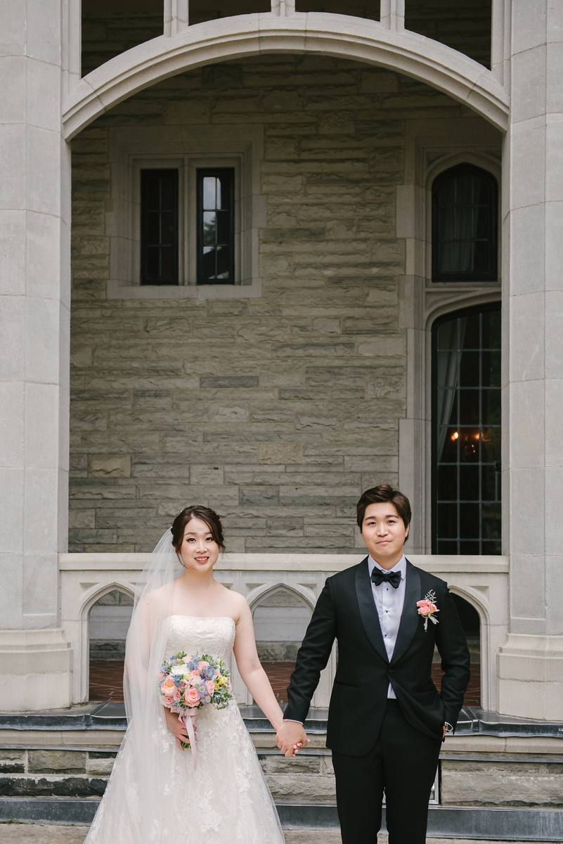 casa loma wedding toronto