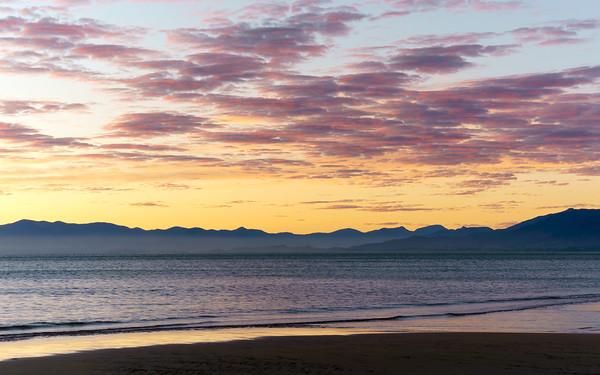 Golden Bay Sunrise