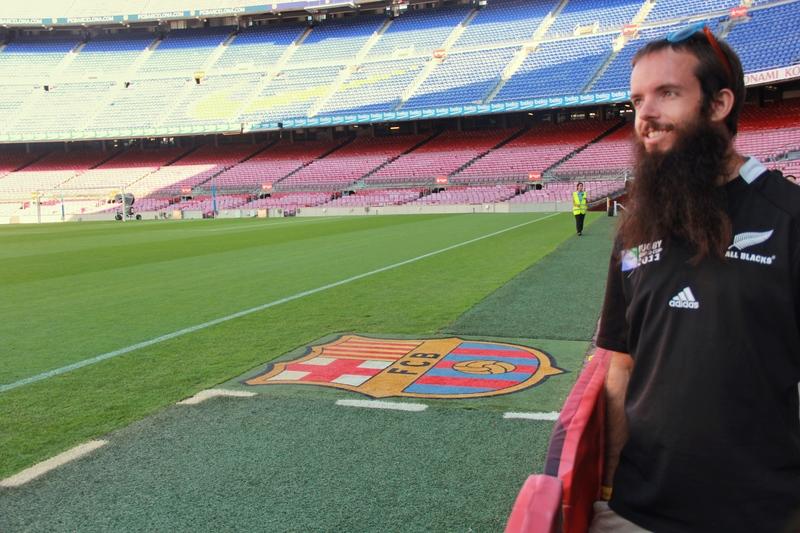 Jub at Barcelona