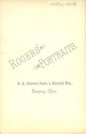 Roger's Portraits (Dayton, Ohio) (ms036_0048)