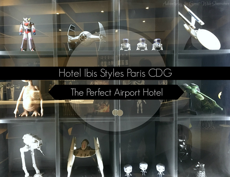 Pin This: Hotel Ibis Styles CDG: The Perfect Airport Hotel
