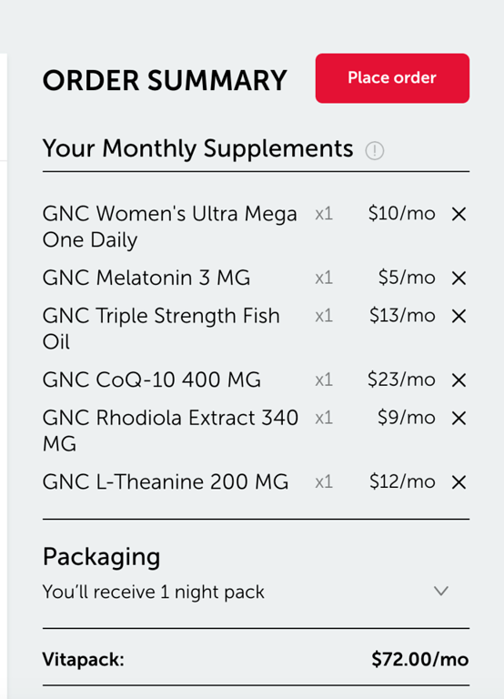 What is GNC4U? #ad Take this free lifestyle quiz to discover the exact vitamins and supplements delivered to you in personalized packs! #GNC4U #GNCLiveWell