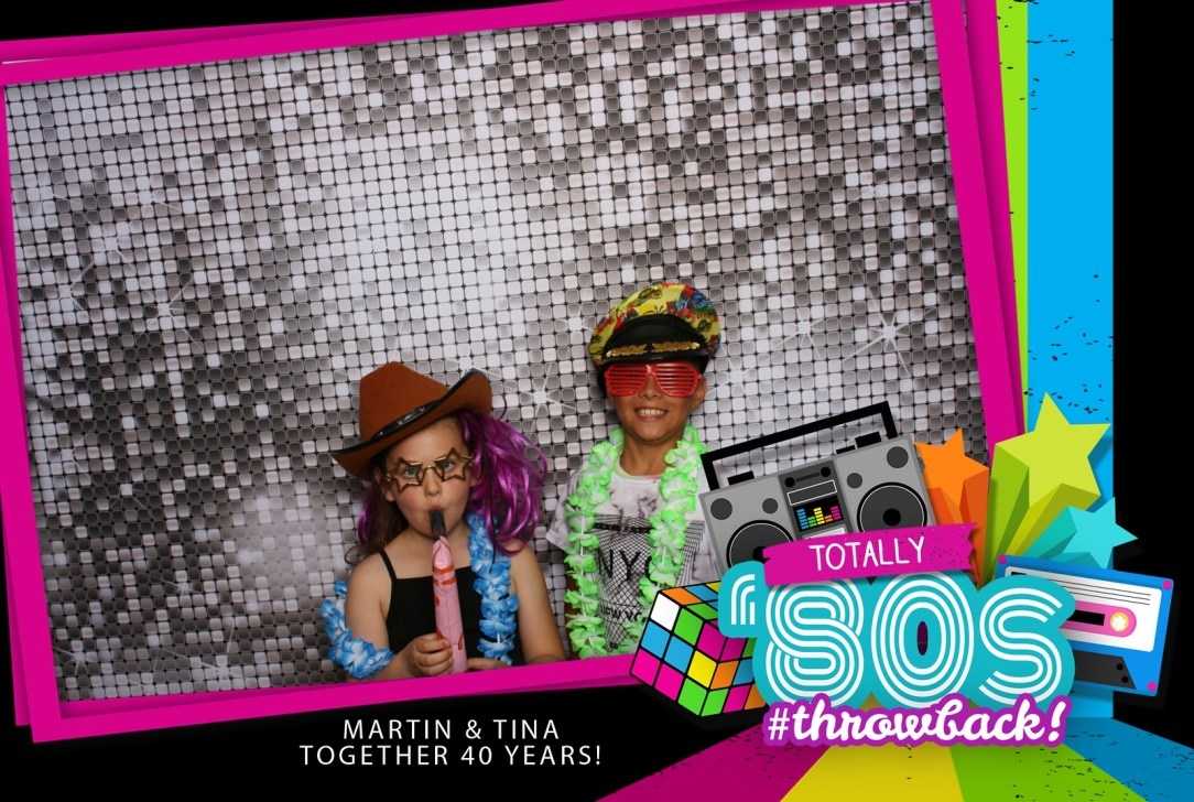 Martin and Tina