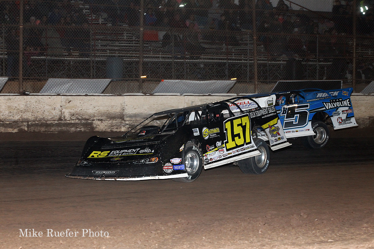 Mike Ruefer photos from the Wild West Shootout – 1/13/18 – STLRacing com