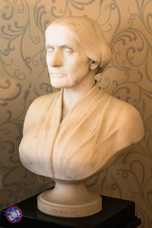 Bust of Susan B. Anthony (©simon@myeclecticimages.com)