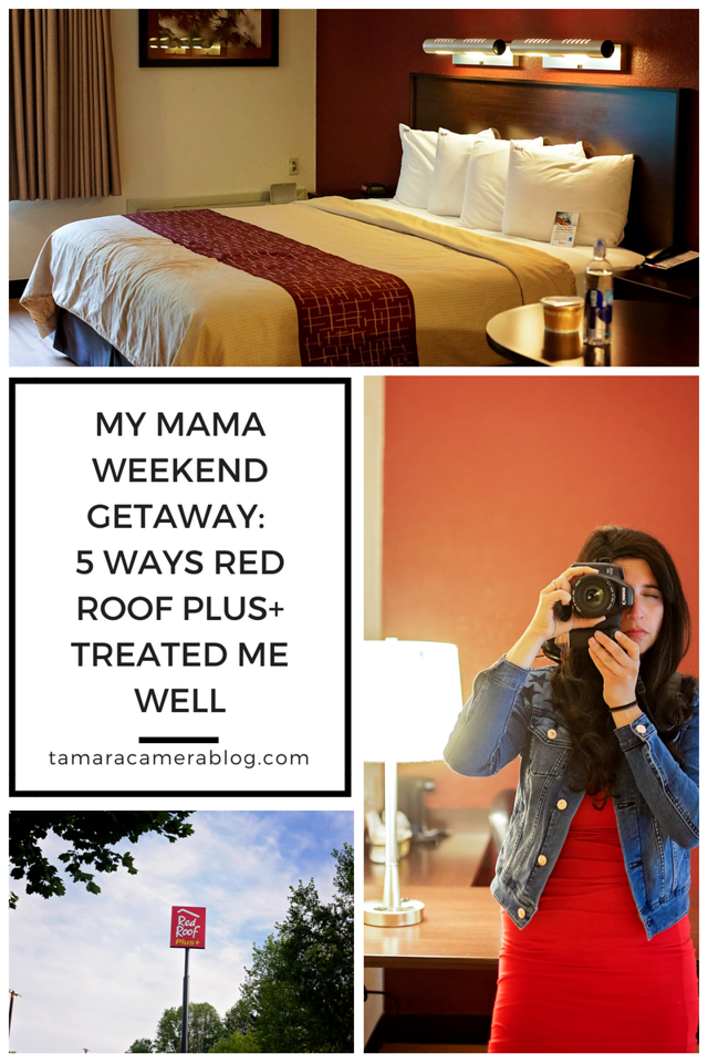 I had the best mama staycation EVER in a local hotel. I got to experience all of the wonderful parts of my region, while getting that great vacation feeling. Find out 5 reasons to book #RedRoofPLUS! #ad