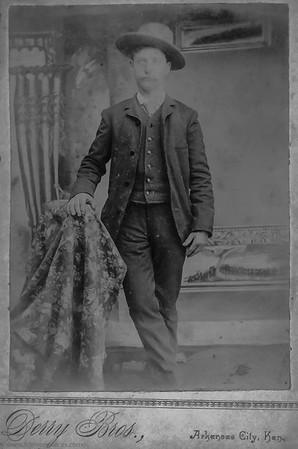Orrin Ulysses Burright, Arkansas City, Kansas