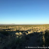 Evening in Lava Beds