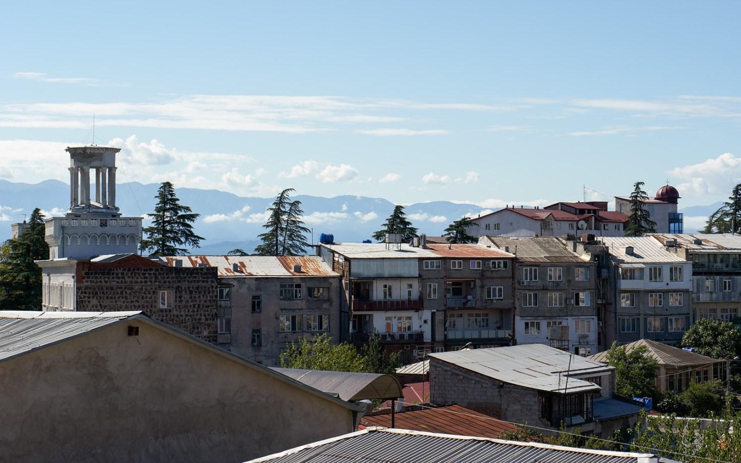 The city of Kutaisi