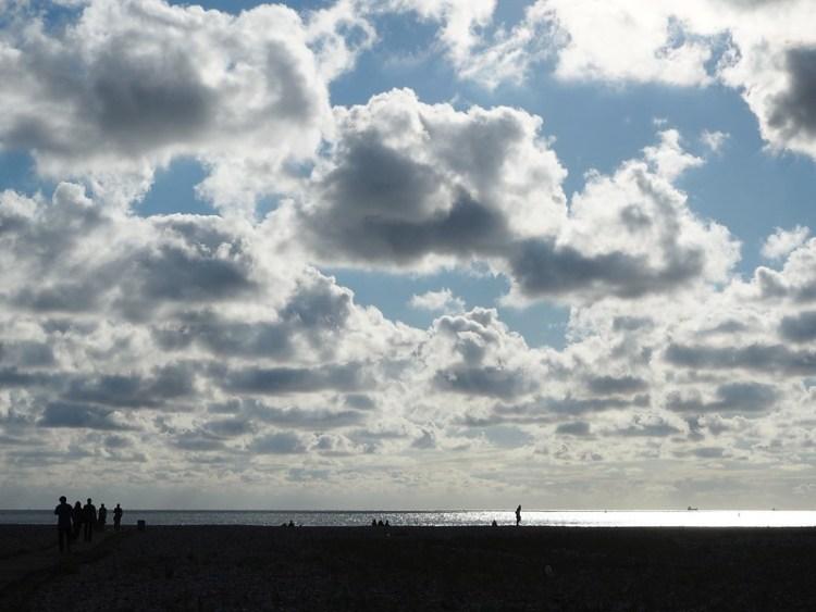 La Plage at Le Havre.
