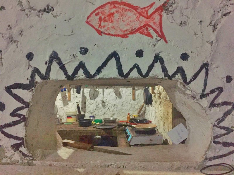 Trip to Zanzibar - Stone Culture Restaurant