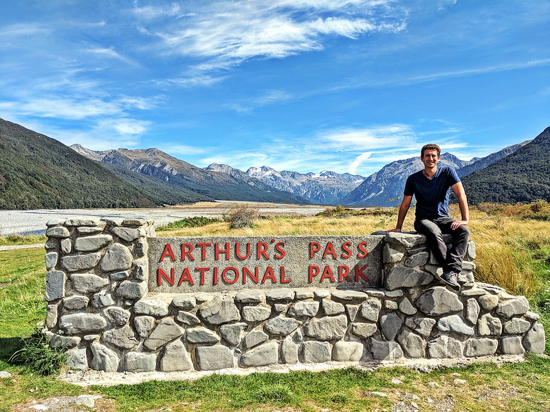 8 Day New Zealand Road Trip - Arthur's Pass