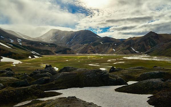 Vulcanic Landscape