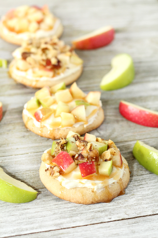 If you're looking for the best harvest, Halloween, Thanksgiving or holiday staple, this Mini Caramel Apple Pie Recipe will be a big hit for your festivities