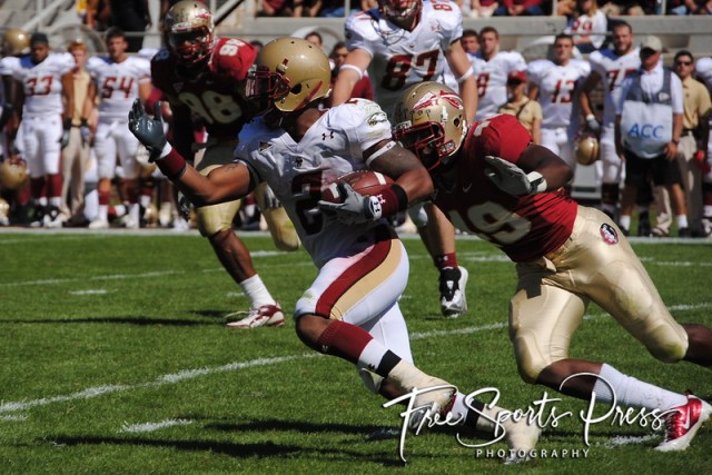 FSU vs Boston College (2010)