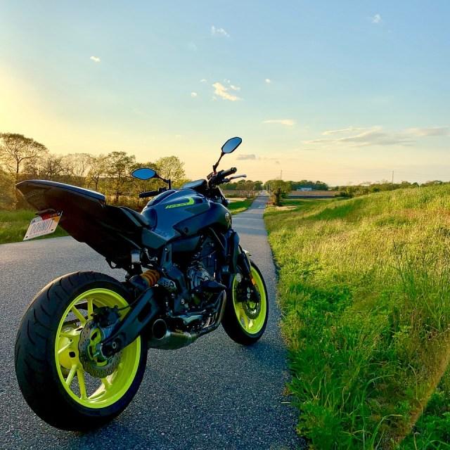 Fuzzygalore Yamaha FZ07