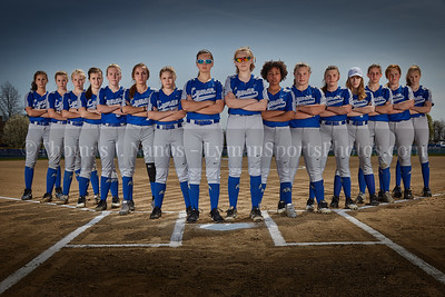 2019 LMHS Softball Team Photos