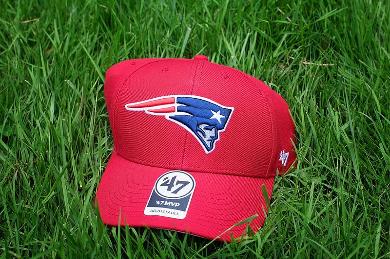 New England Patriots framed photo