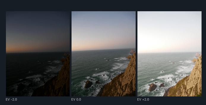 HDR pre edit images