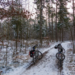 Icy tour with Werner and Thomas