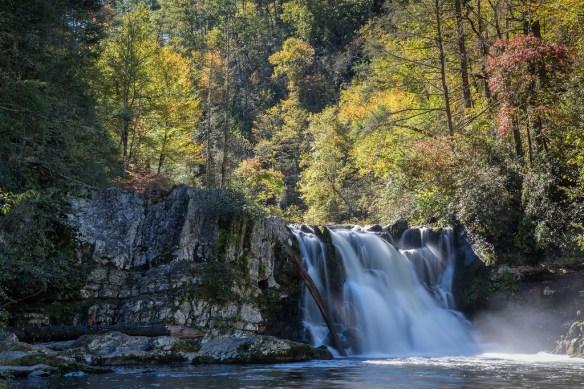 Abrams Falls - Autumn