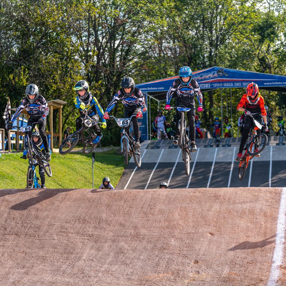 Hunterdon County BMX – Local Race – 9-18-2021