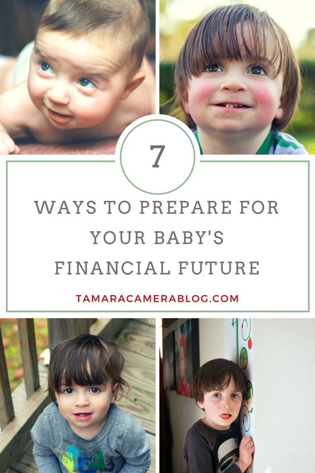 Expecting or a new parent? Here are 7 ways for you to prepare for their financial future and give your baby a great star in life #parenting #ad #UFundDreams