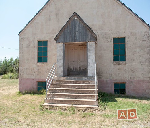 Cooperton Baptist Church