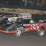 #35 Derek Chandler #83 Scott James