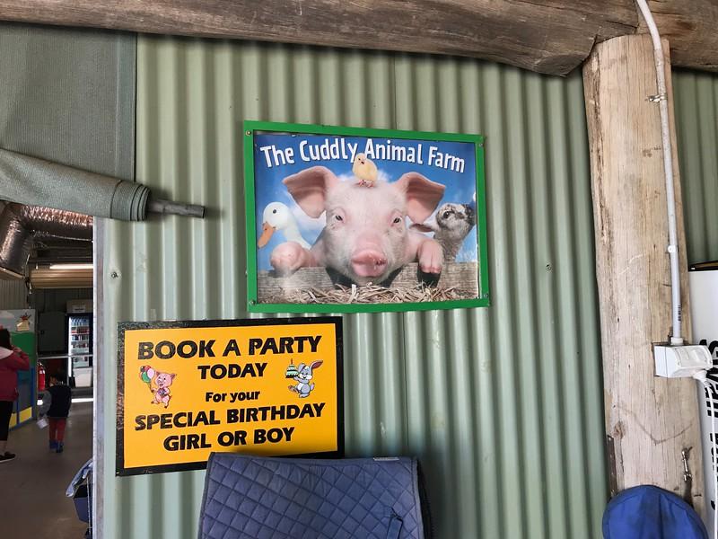 Swan Valley Cuddly Animal Farm
