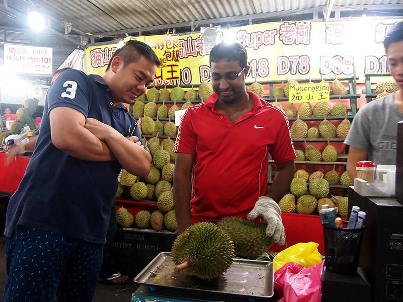 kuala lumpur durian guide
