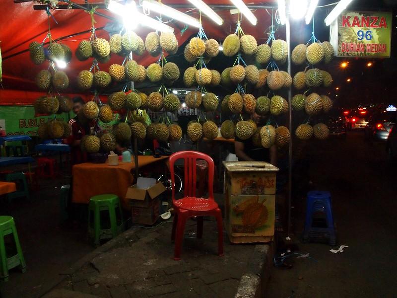 Jakarta Durian Guide