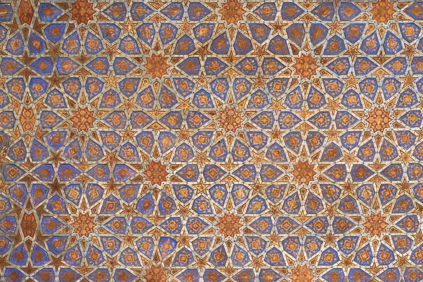 Ceiling Chehel Sotoun