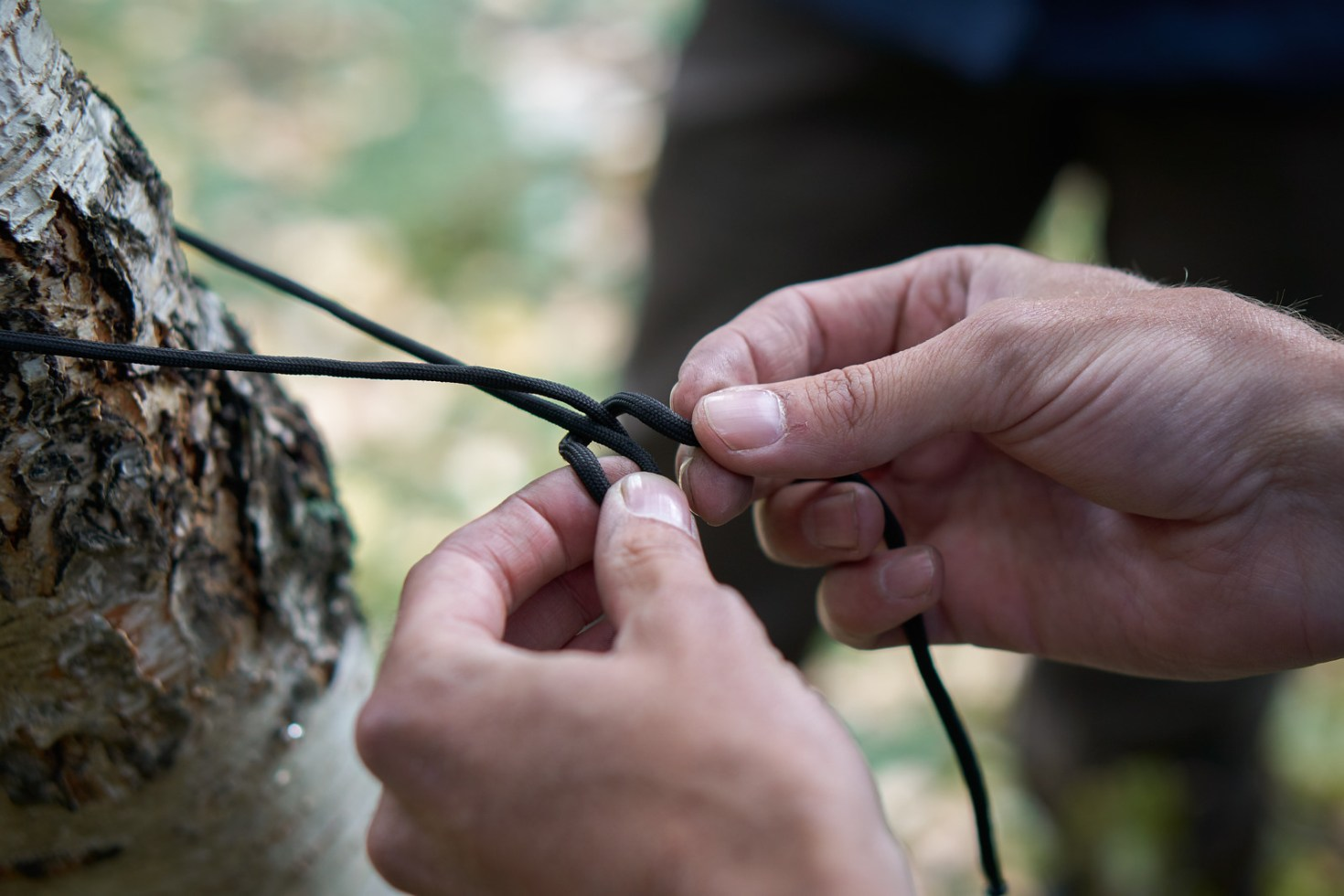 Teaching the knot