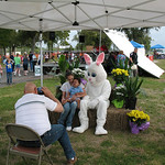 2010 Orange Easter Egg Hunt